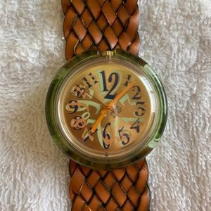 Vintage Swatch Pop watch